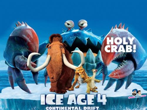 la era del hielo 4